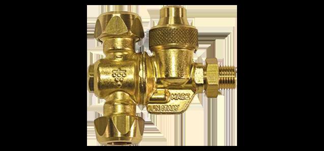 Premium double nozzle